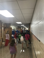 Wapello Elementary Back to School Night