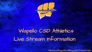 Live Stream Information for Wapello vs. Mediapolis 2-2-21