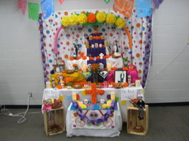 Dia De Los Muertos Celebration at Wapello