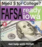 FAFSA Ready Iowa Workshop to be held at SCC