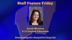 Staff Feature Friday - Randi Moulton