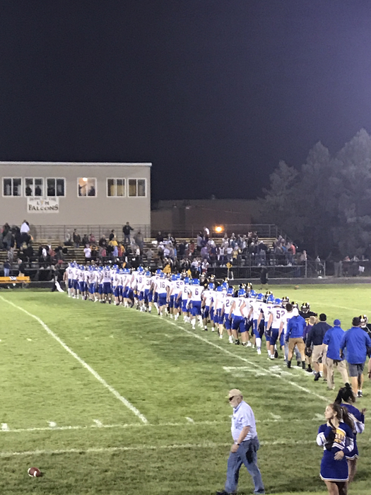 Wapello wins 34-28 over L-M