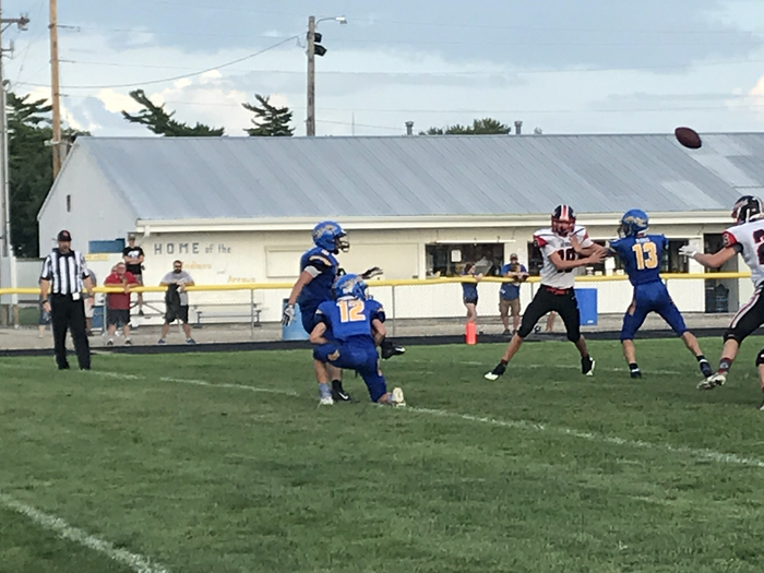 Wapello JV Football