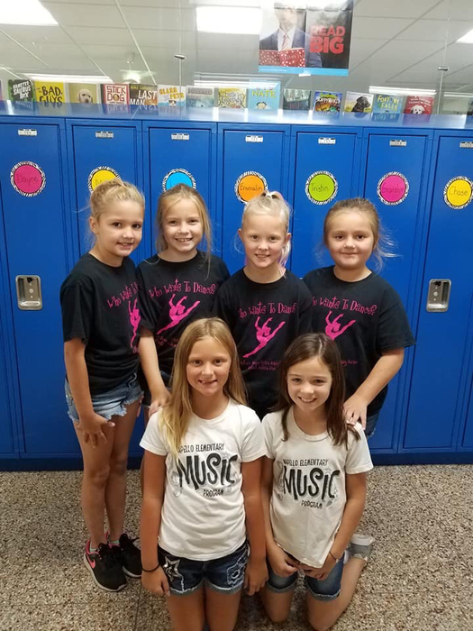 Twin Day at Wapello Elementary