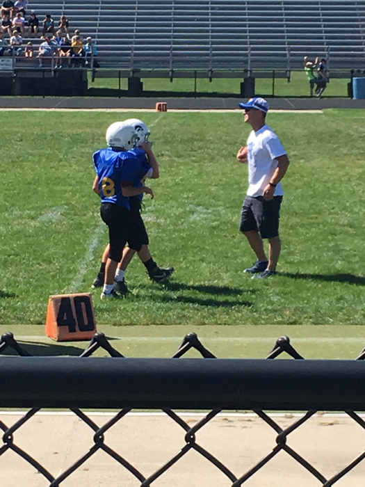 Wapello 5th and 6th Grade Football