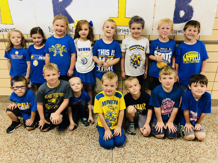 Kindergartens #wearewapello