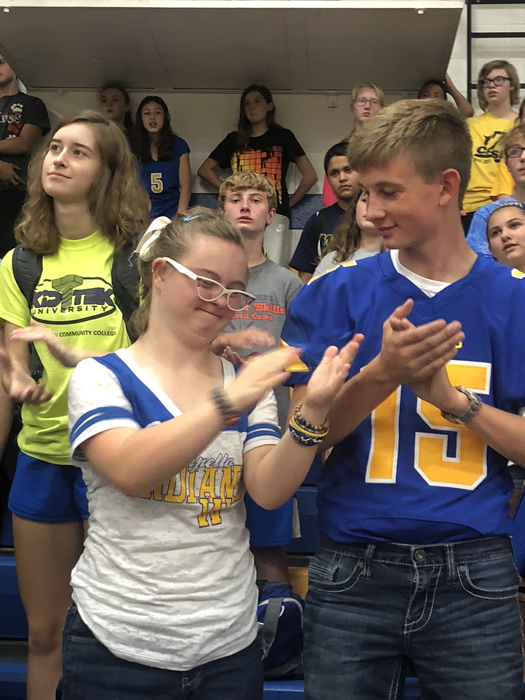 Wapello School Spirit