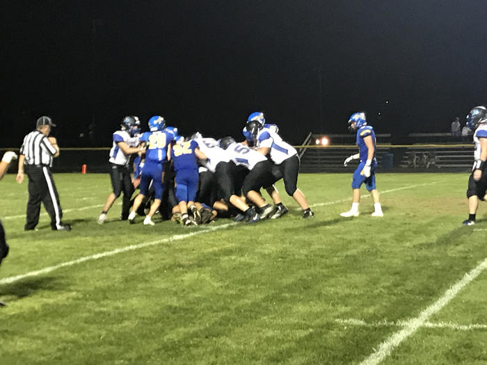 Wapello Indian Football