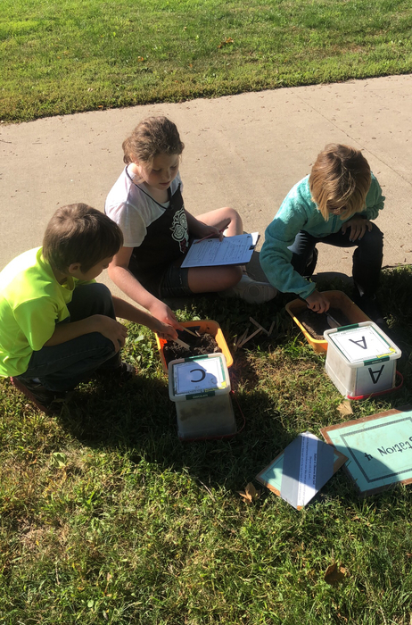 4th grade soil experiments