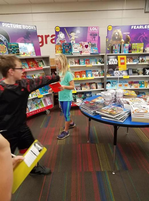 WES Book Fair