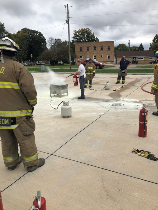 WHS Fire Prevention