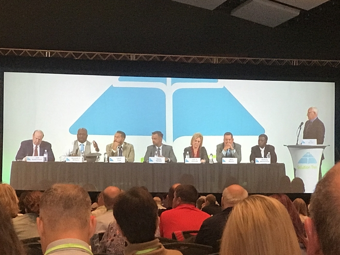 The PLC panel of experts.
