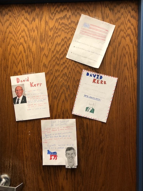 Candidate Posters