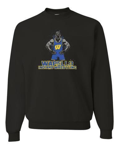 Wapello Wrestling Sweatshirt