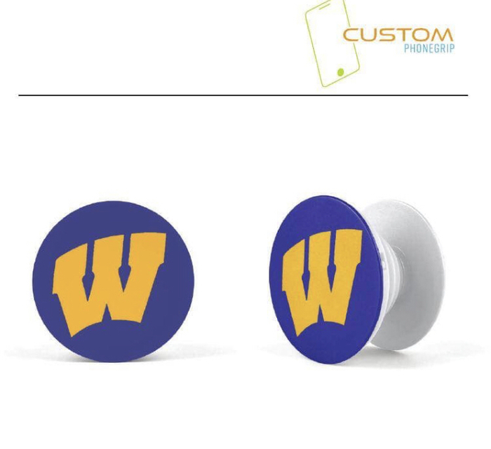 Wapello Pop Sockets