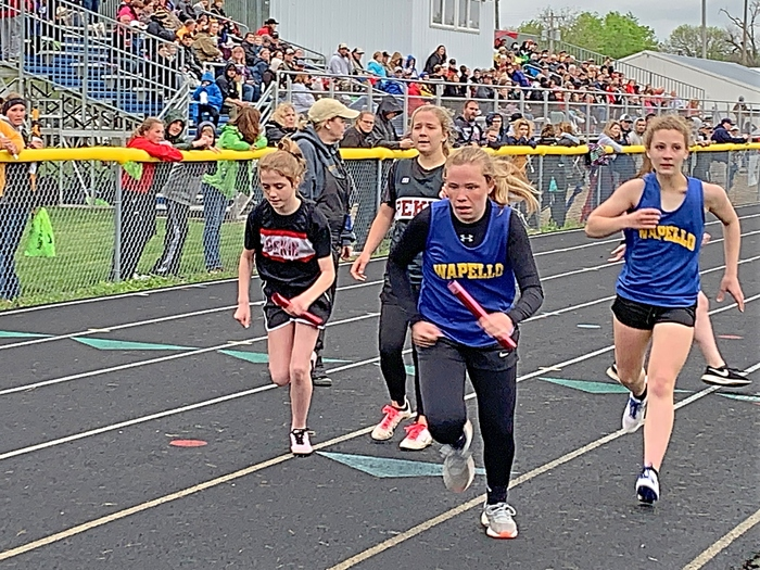 JH Conference Track Meet