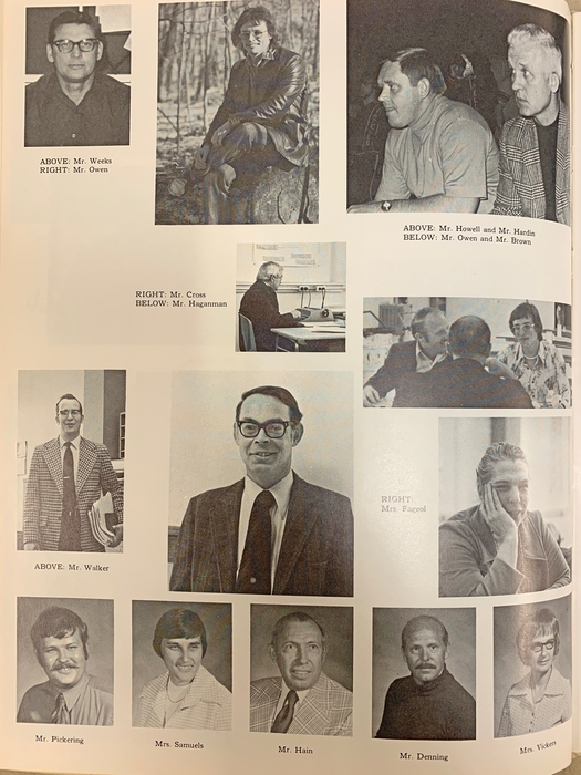 1976 WHS Yearbook