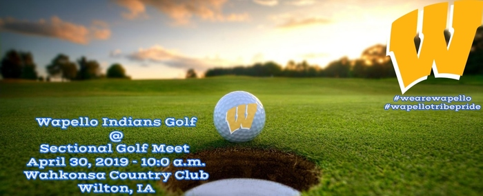 Sectional Golf 5-10-19