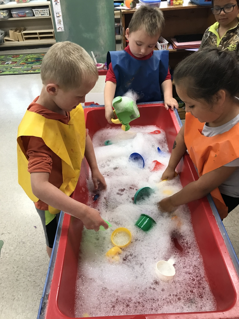 Water table during center time