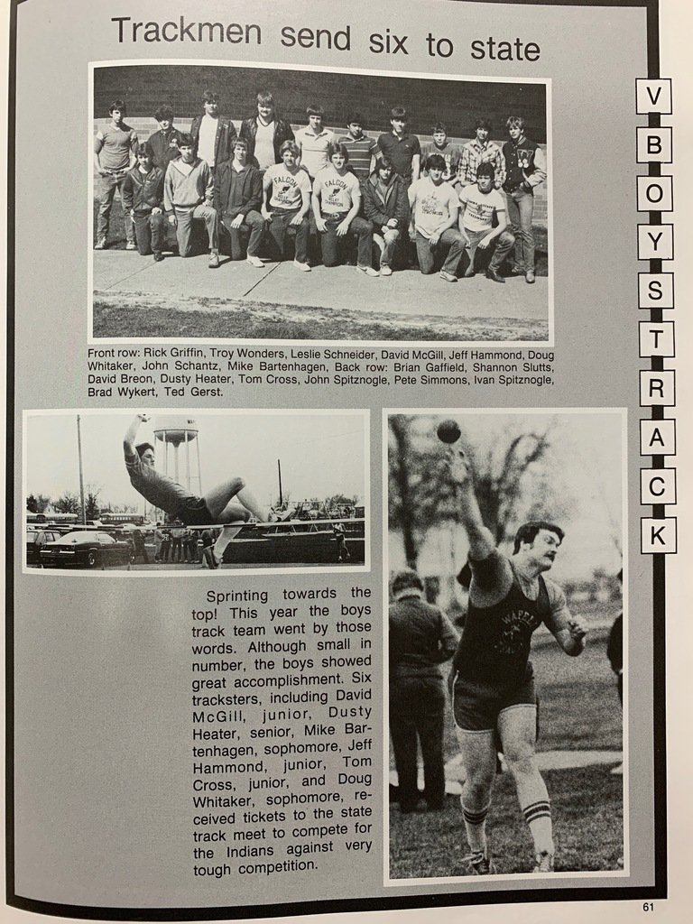 1984 WHS Yearbook