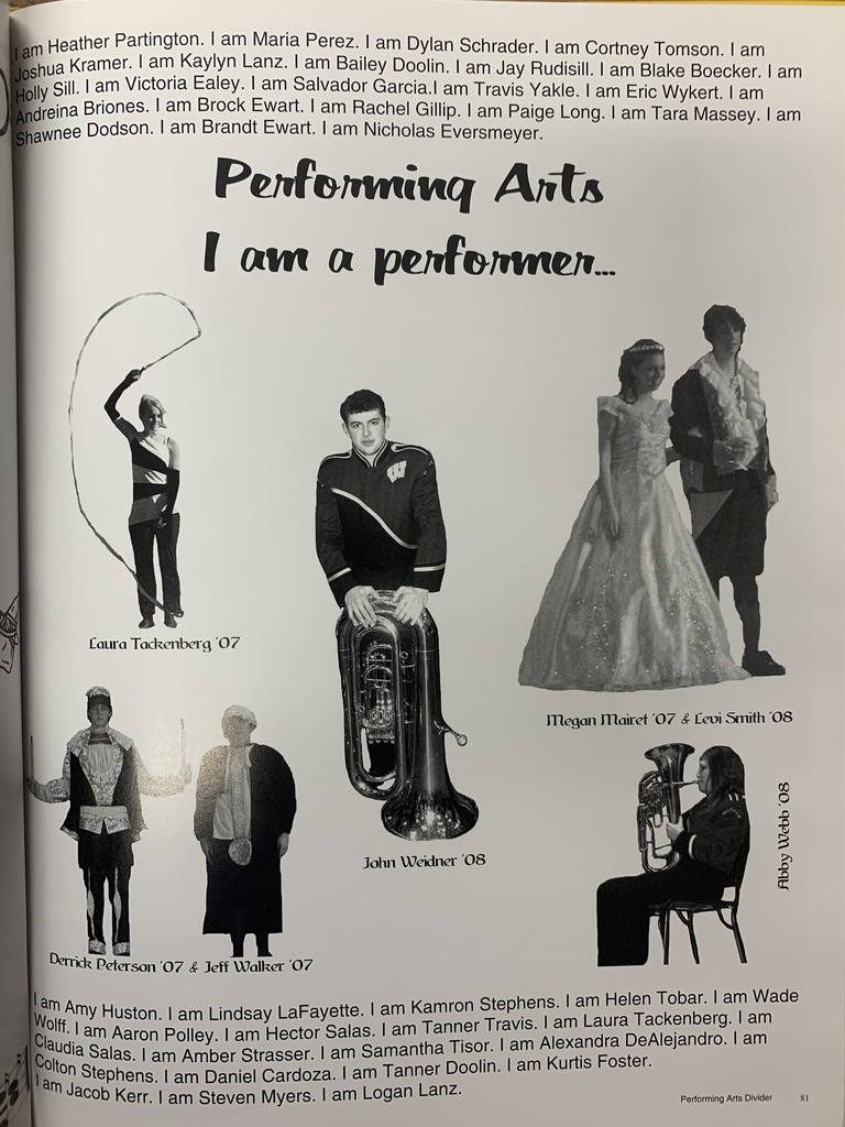 2007 WHS Yearbook
