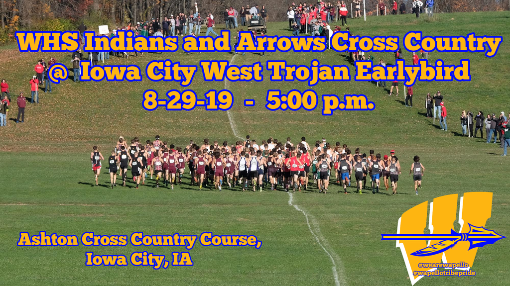 WHS Cross Country 8-29-19