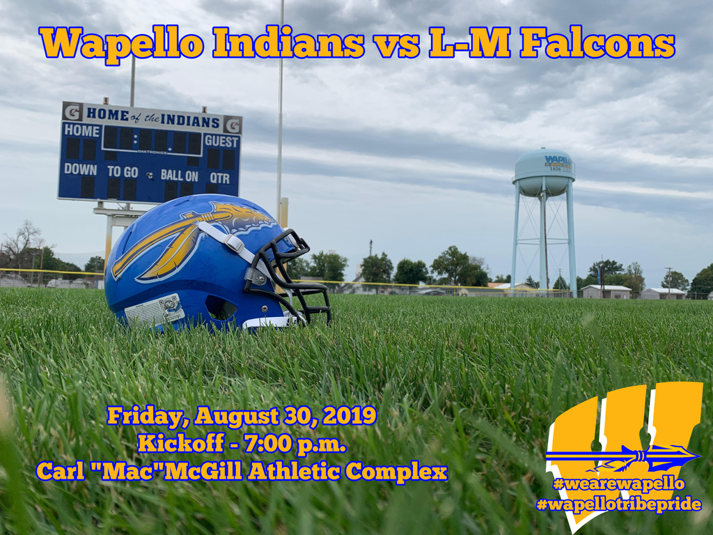 Wapello vs L-M 8-30-19