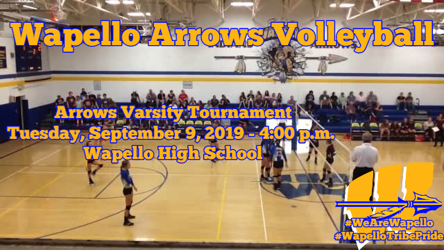 Arrows Volleyball