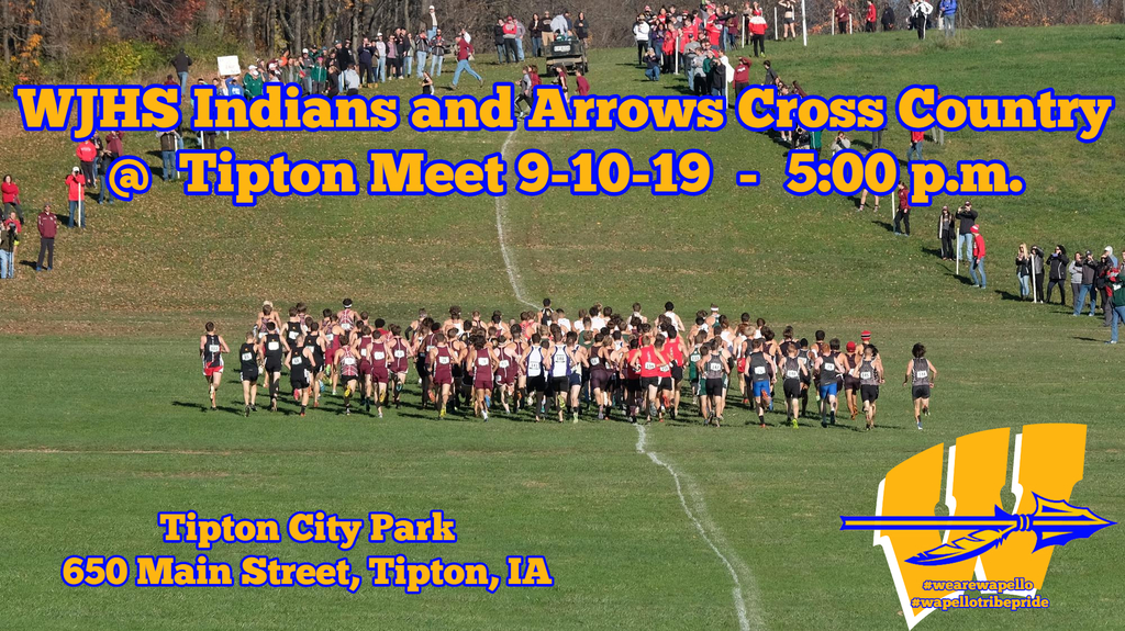 9-10-19 Cross Country