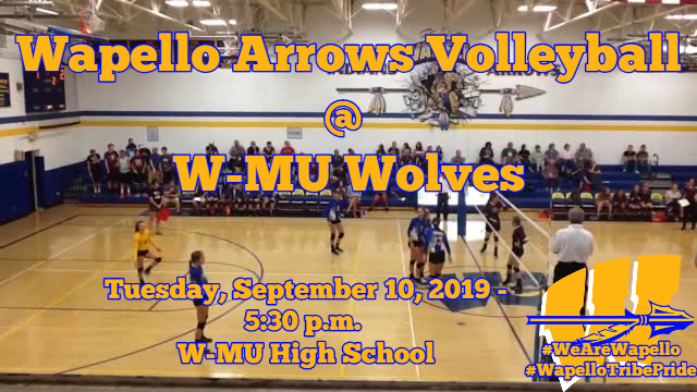 WHS Volleyball 9-10-19