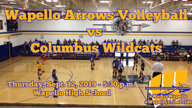 WHS Volleyball 9-12-19