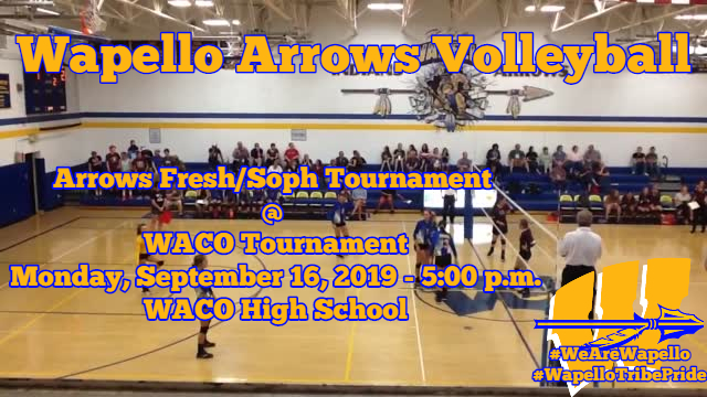 Arrows VB Tournament