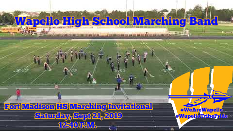 Marching Band 9-20-19