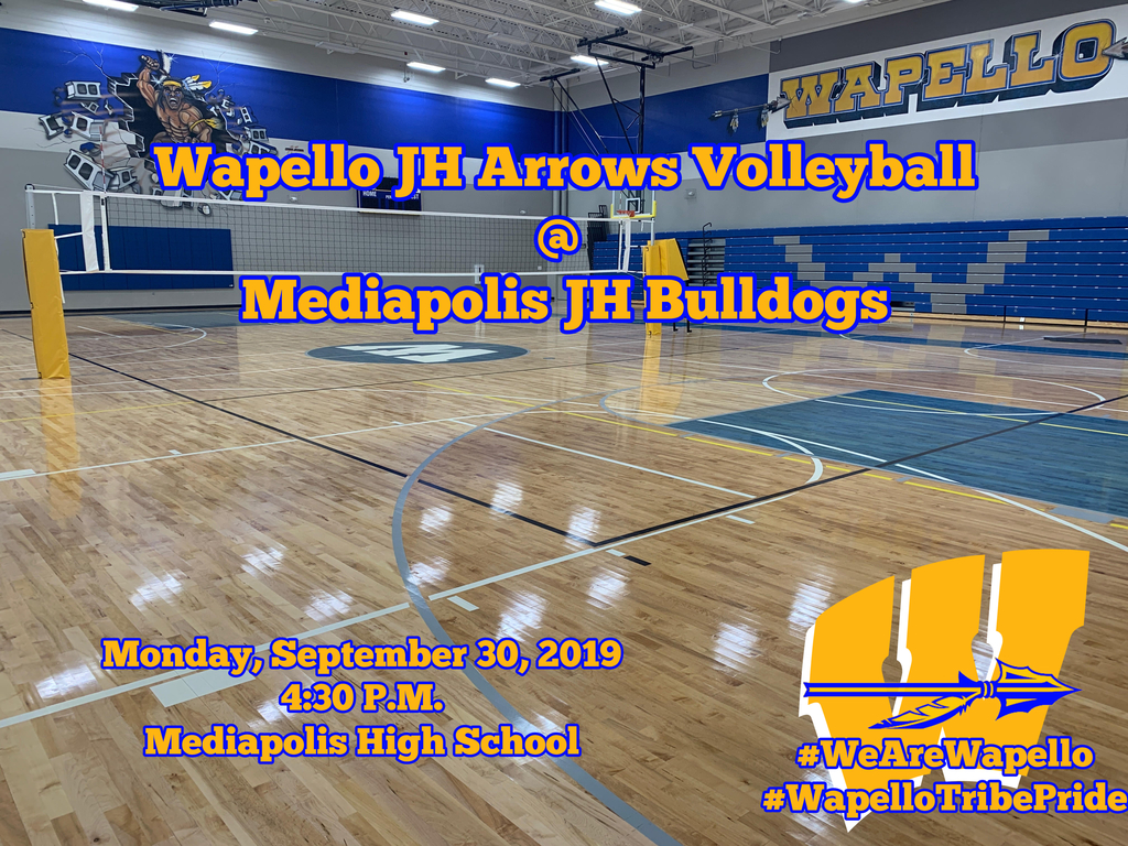 JH Volleyball 9-30-19