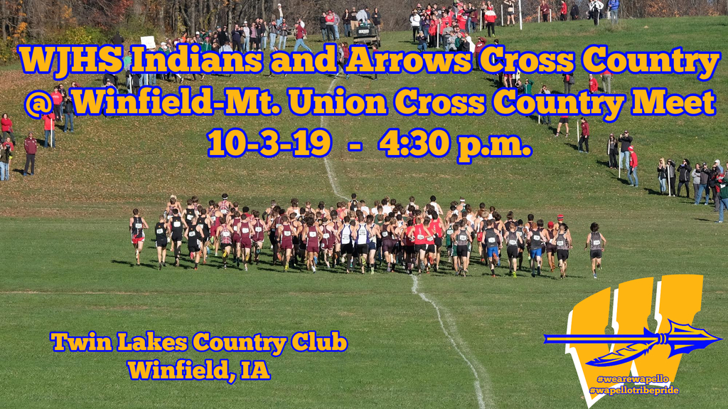 Cross Country 10-3-19