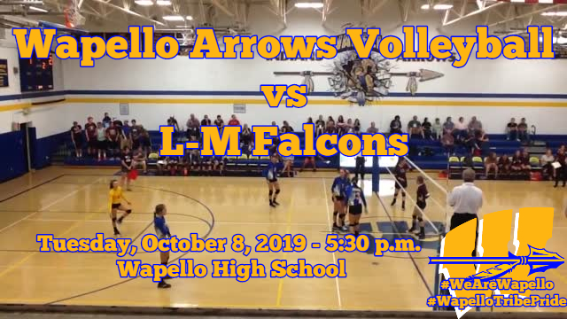 HS Volleyball 10-8-19