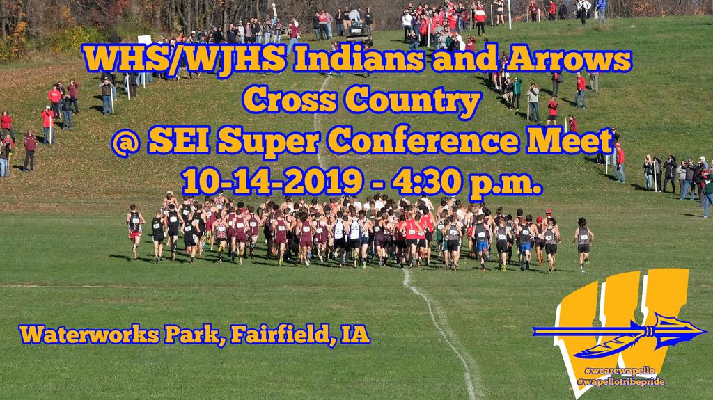 Cross Country 10-14-19