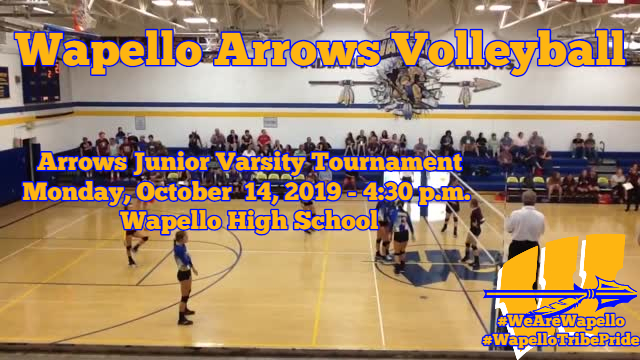 Arrows VB 10-14-19