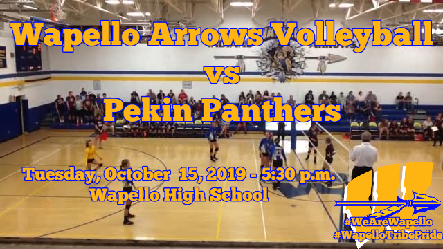 Arrows Volleyball 10-15-19