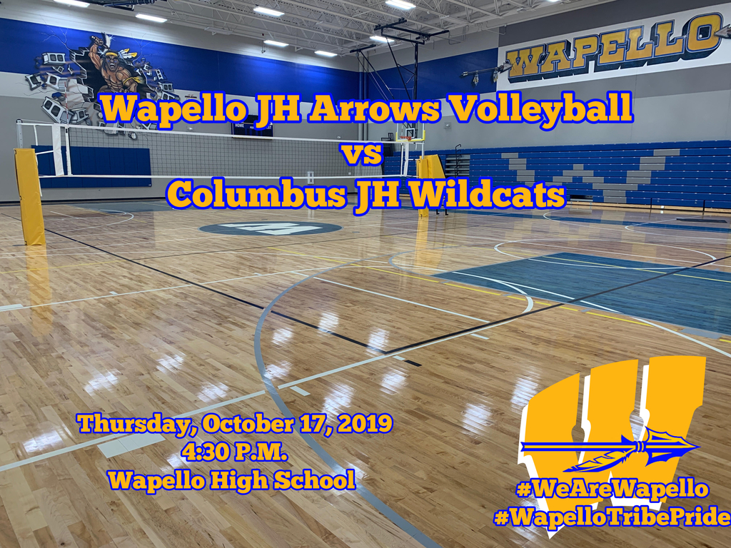 JH Volleyball 10-17-19
