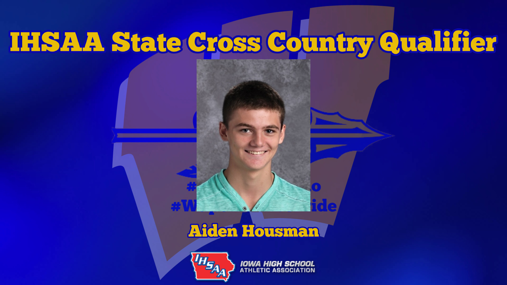 State Cross Country - Aiden Housman