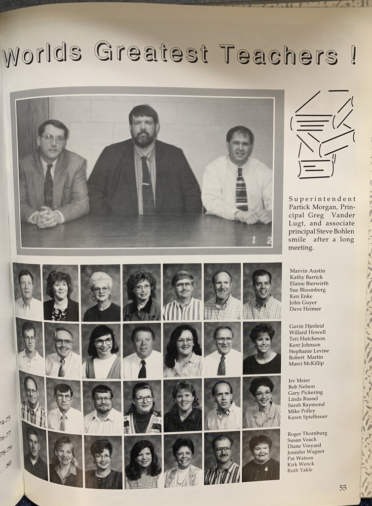 1997 WHS Yearbook