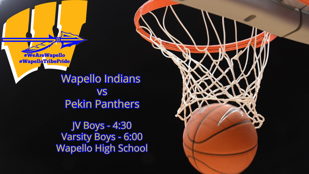 Wapello Indians 2-1-20