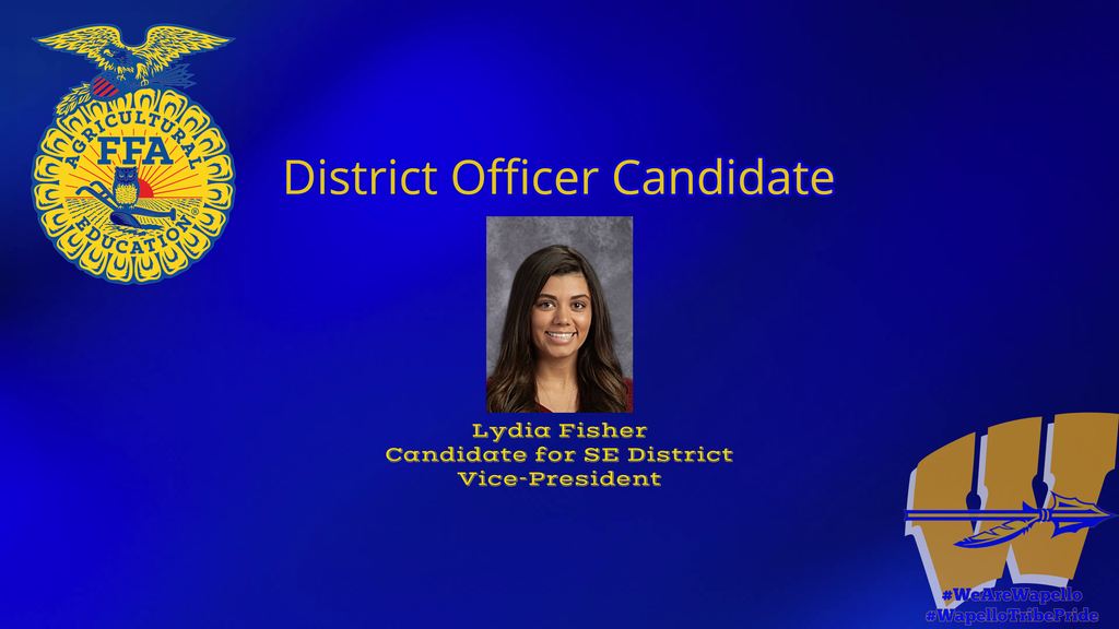 District Officer Candidate