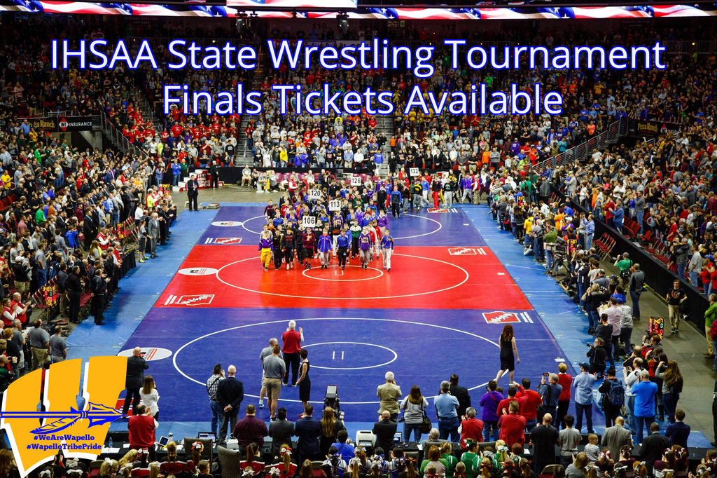 State Wrestling Tickets