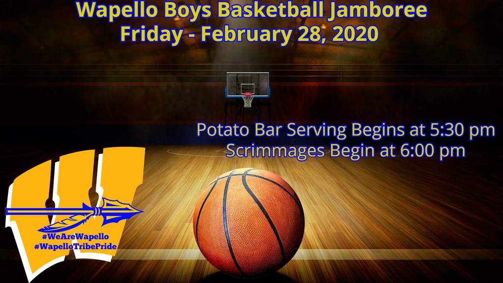 Boys Basketball Jamboree