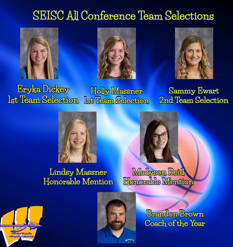 SEISC All Conference Team