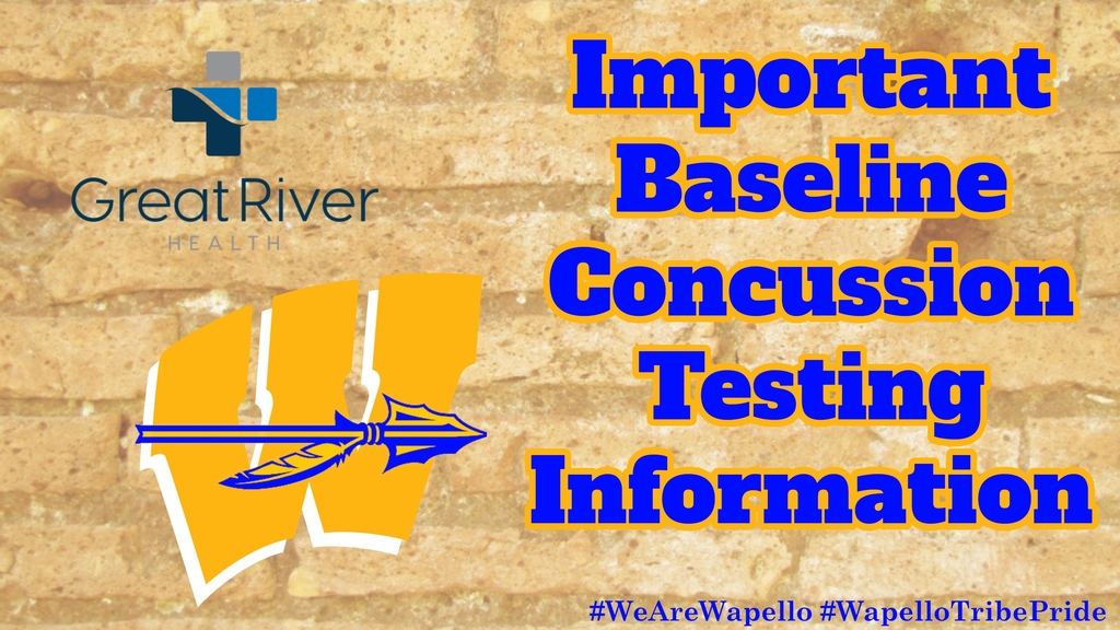 Baseline Concussion Testing